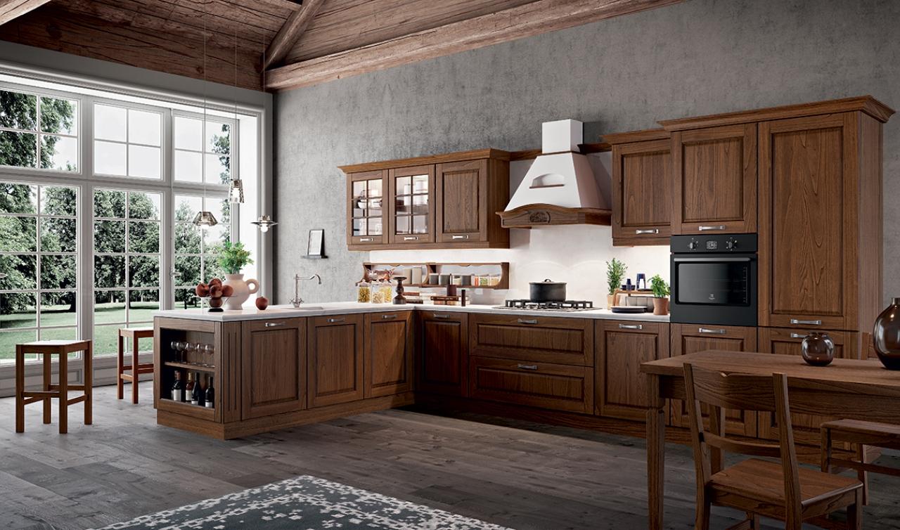 Le Cucine Stile Classico Di Mobili Gentiluomo