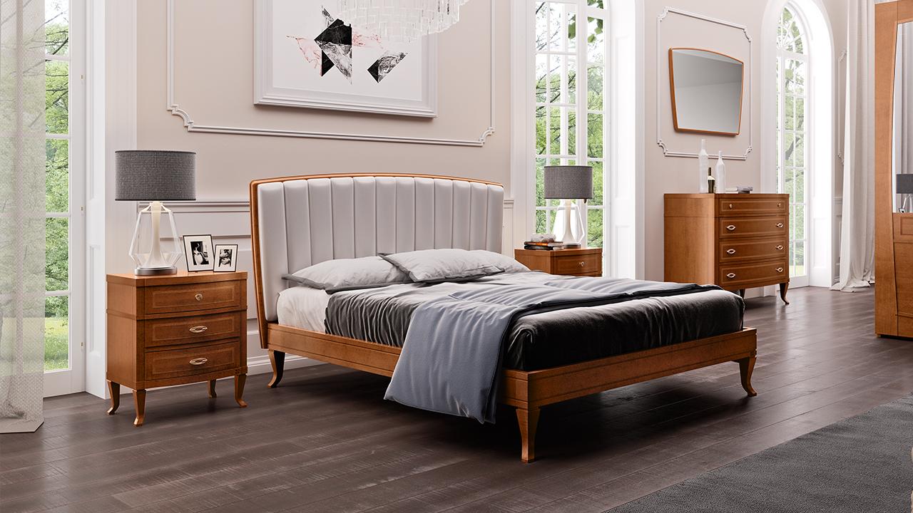Camere Da Letto Rosa Dei Mobili : Le camere da letto classiche di mobili gentiluomo