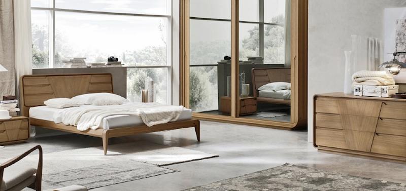 Le camere da letto moderne di Mobili Gentiluomo