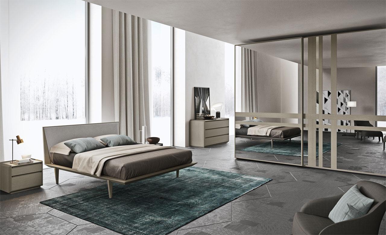Camere Da Letto Rosa Dei Mobili : Camera da letto grande ecco come arredarla
